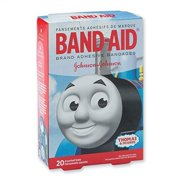 Thomas the Train Band-Aid® Bandages - First Aid Kit Supplies - 20 per Pack