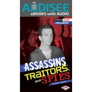 Assassins, Traitors, and Spies - eBook