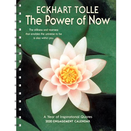 Power of Now 2020 Engagement Calendar: By Eckhart Tolle (Other) (Tolle Sonnenbrille)
