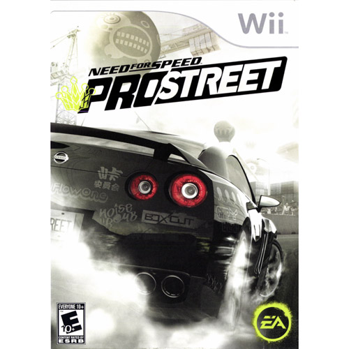 Need For Speed: ProStreet (Wii)