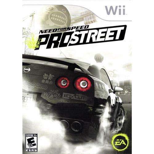 Need For Speed Prostreet Wii Walmart Com Walmart Com