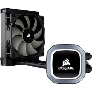 Corsair Hydro Series H60 (2018) 120mm Radiator Single PWM Fan Liquid CPU Cooler by Corsair
