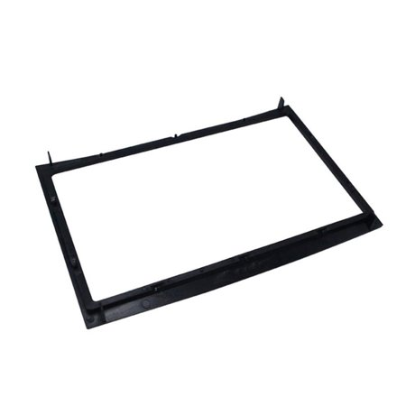 CD Double DIN Car Auto Trim Trace Stereo Radio Kit Fascia Adapter Panel Panel Mount Plate for peugeot 307 - image 4 of 7