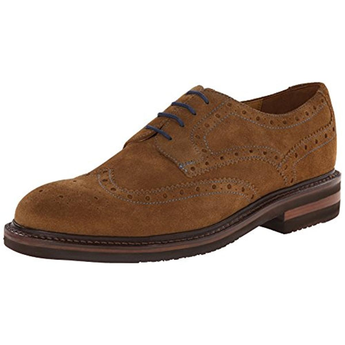 Florsheim Mens Constable Wing Ox Brogue Wingtip Oxfords by Florsheim