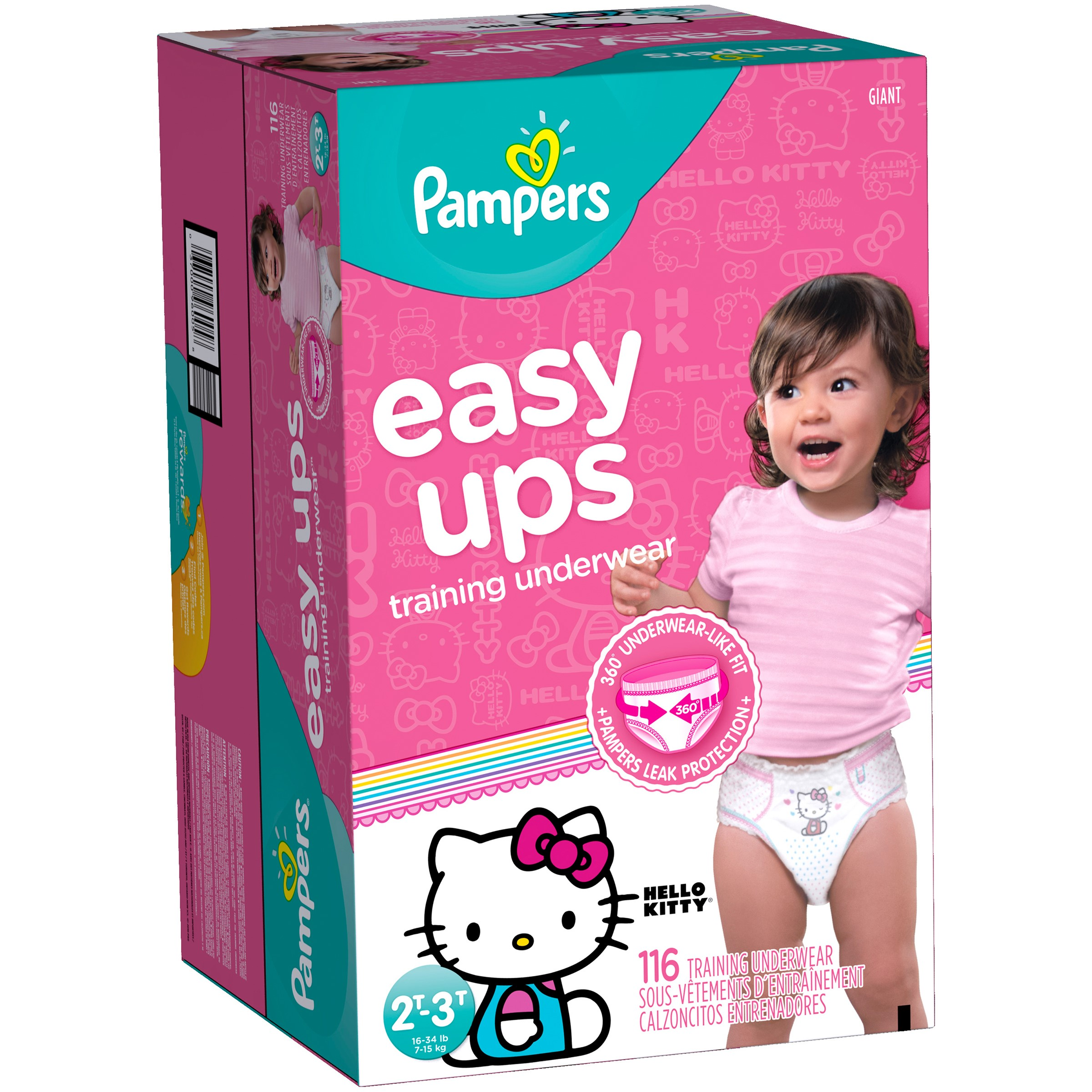 Pampers easy ups girls training pants size 2t 3t 116 pants pampers easy ups girls training pants size 2t 3t 116 pants walmart nvjuhfo Image collections