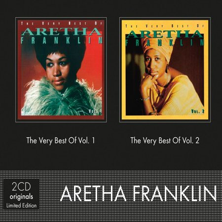 Very Best of Aretha Franklin (CD)