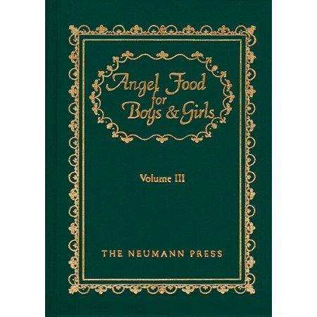 Angel Food For Boys & Girls - Vol. III - Boys Food