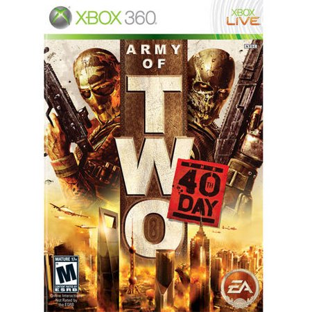 Army Of Two-The 40Th Day (Xbox 360) - Pre-Owned