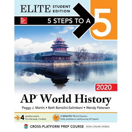 History Of Halloween For Students (5 Steps to a 5: AP World History: Modern 2020 Elite Student)