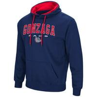 Men's Zone III Gonzaga University Bulldogs Hoodie Pullover Sweatshirt