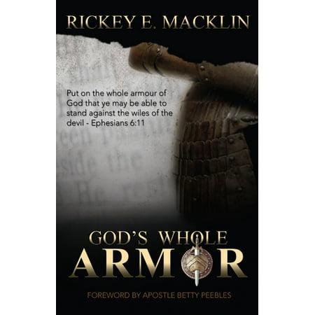 God's Whole Armor - eBook