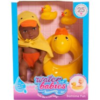 Waterbabies Doll Bathtime Fun Duckie, Ages 3+