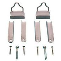 PL 7760 Aluminum Hangers & Latches - 2 Pack