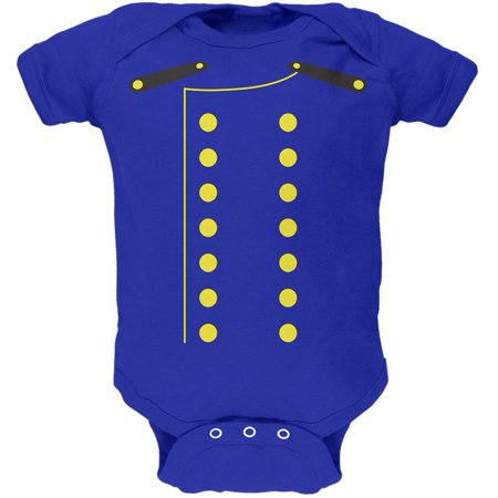 Halloween Hotel Bellhop Costume Soft Baby One Piece