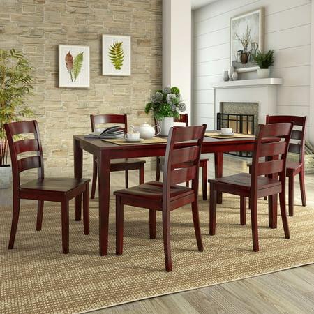 Lexington 7-Piece Dining Set with 60