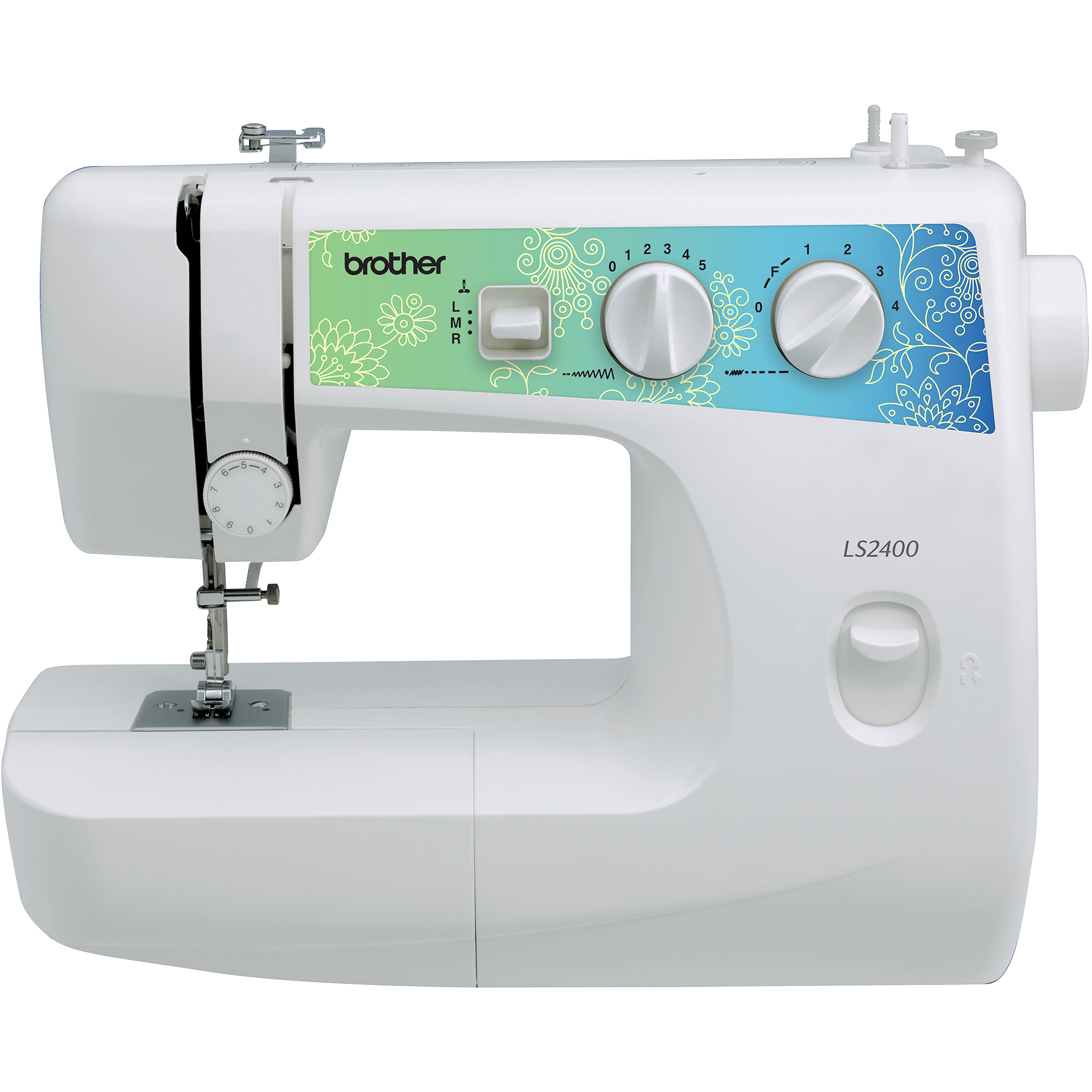 Brother 20-Stitch Function, 2-Stitch Sewing Machine, LS2400