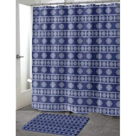 Bungalow Rose Puleo Shower Curtain