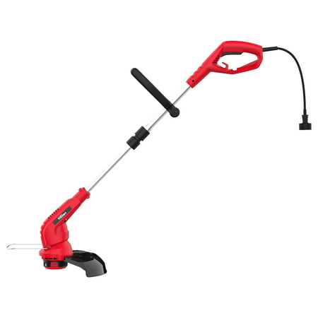 Hyper Tough 4.6 Amp Electric 13 inch String Trimmer Auto Feed HT10-401-002-01