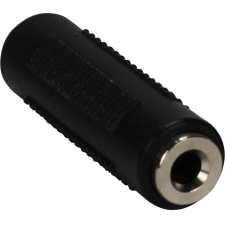 QVS CC400-FF 3.5mm Female to Female Coupler (Qvs Pc)