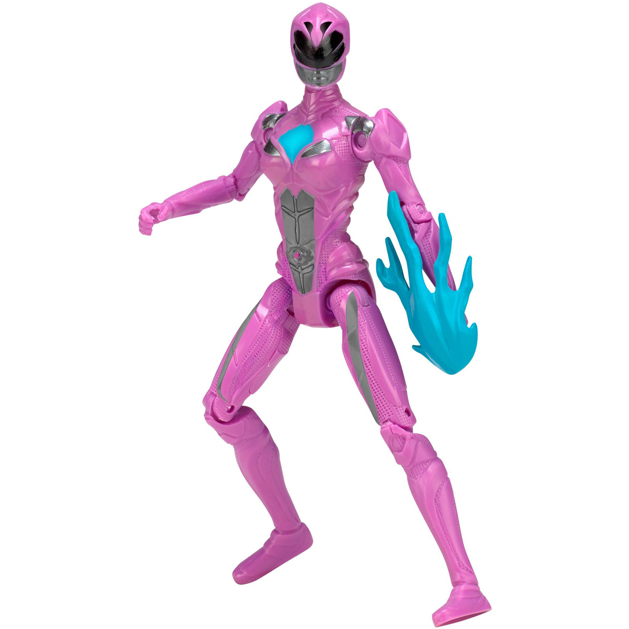 "Mighty Morphin Power Rangers Movie 5"" Pink Ranger Action Hero"