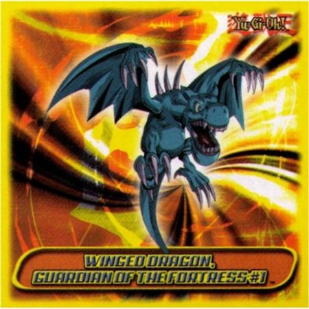 Yu-Gi-Oh! Winged Dragon Guardian of The Fortress