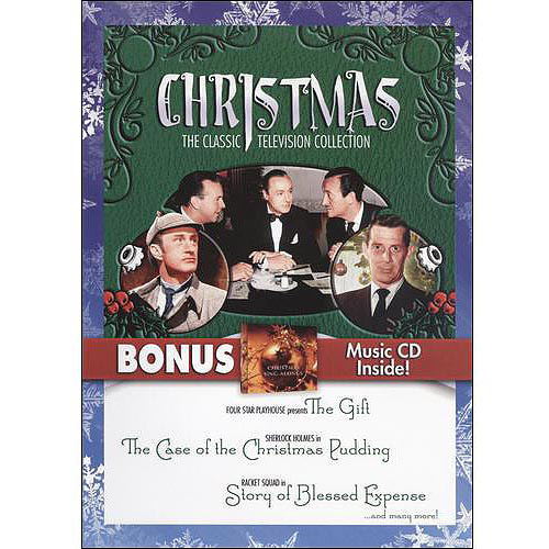Christmas: The Classic Television Collection, Vol. 2 (With Christmas Sing-Alongs CD)