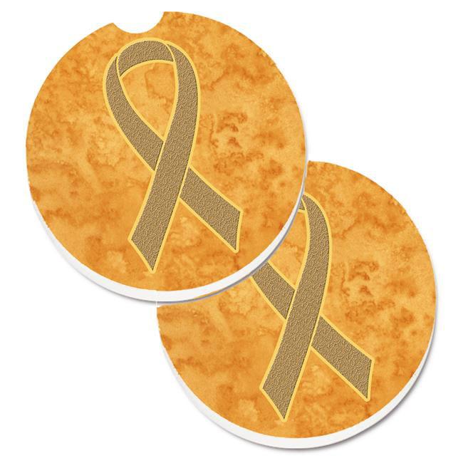 Carolines Treasures An1219carc Peach Ribbon For Uterine Cancer