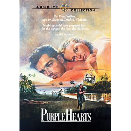 Purple Hearts (DVD) (Military Of The Heart)