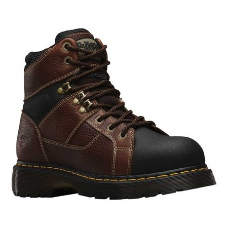 Dr. Martens Work Ironbridge Tec-Tuff Safety Toe 8 Tie Boot for $<!---->