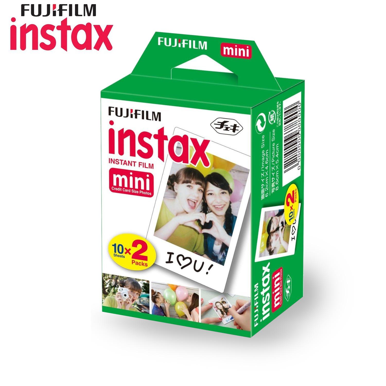 FUJIFILM INSTAX Mini Instant Film - 400 Exposures Pack