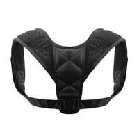 Unisex Adjustable Back Posture Corrector Clavicle Belt Support Strap