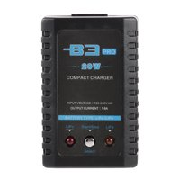 B3 PRO 20W 2S 3S Compact Balance Charger for LiFe Lipo Battery RC Quadcopter Car