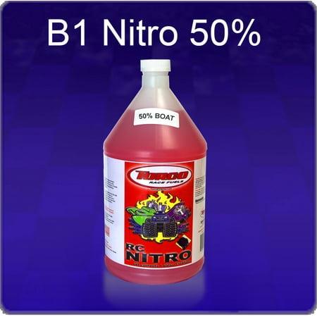Torco RC Boat Fuel 50% nitro  gallon
