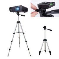 Portable Extendable Tripod Stand Adjustable Camera DLP Mini Projector Studio