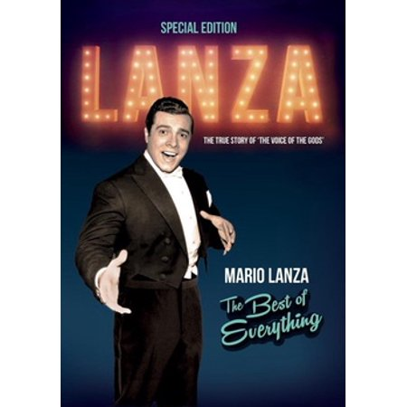 Mario Lanza: The Best of Everything (DVD)