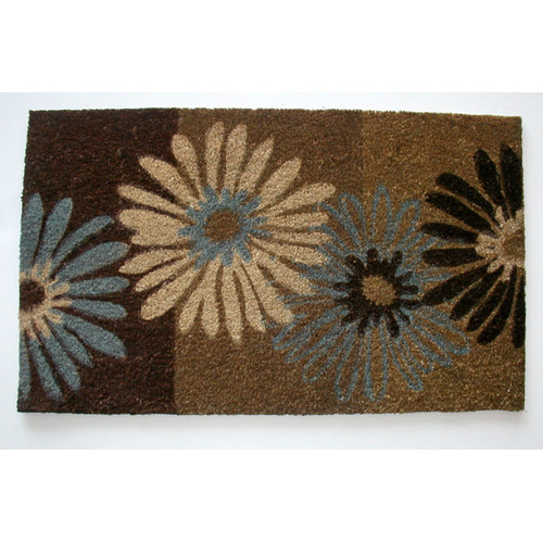 Geo Crafts, Inc Floral with Daisies Doormat