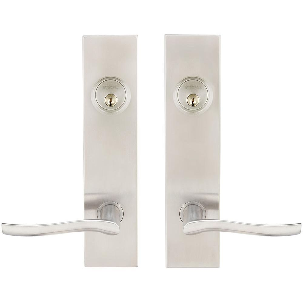 Unison SF225L72-32D SF225 Waterfall Lever, Tubular Privacy,