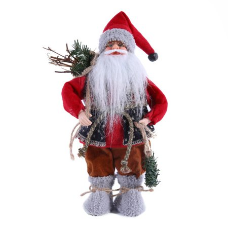 Christmas Toy Soldiers Decorations (Enjoyofmine Christmas Santa Claus Doll Toy Christmas Ornaments Decoration For Christmas Happy New Year)