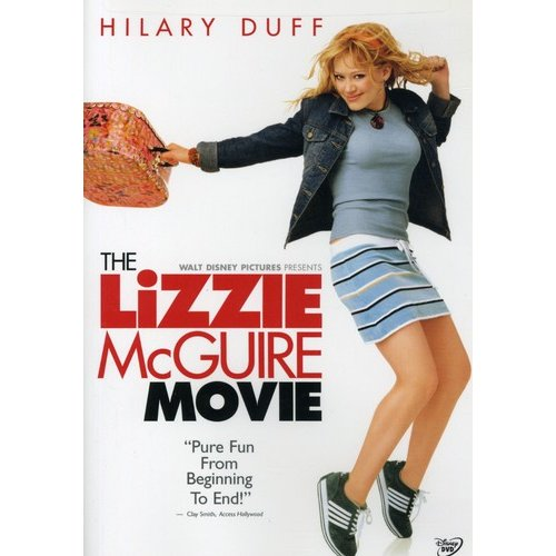 The Lizzie McGuire Movie (Widescreen, Full Frame)