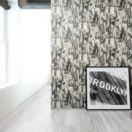 RoomMates New York City Peel & Stick Wallpaper - Windy City Wallpaper