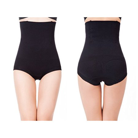 329aa7ff019b6 Pop Fashion - Women s Shapewear Hi-Waist Brief Firm Tummy Control Butt  Lifter Panty Shaper (3XL