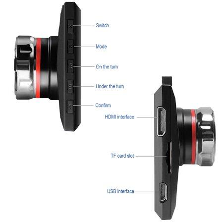 """""""HD 1080P 3.0"""""""" Car Tachograph DVR Safe Car Dash IR Night Vision CAM"""