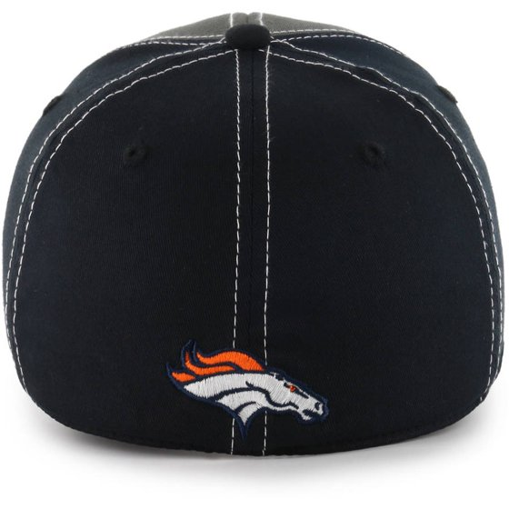 25135cf2 Fan Favorites F-MCRNB10CFE-BK NFL Denver Broncos Mass Cornerback Cap - Black  - Walmart.com