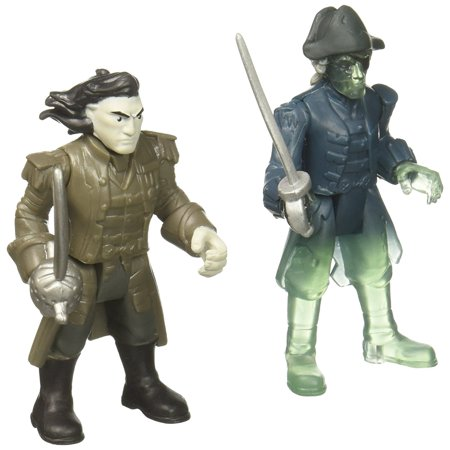 : Dead Men Tell No Tales - Captain Salazar and Ghost Crewman - Action Figure 2-Pack, Set includes two sculpted 3-inch articulated figures from.., By Pirates of the - Pirates Of The Caribbean Coloring Pages
