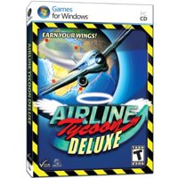 Airline Tycoon Deluxe for Windows PC- XSDP -09183 - In Airline Tycoon Deluxe, build your empire in the sky as you take charge of your own airline, complete with the industry elite.  Create compan