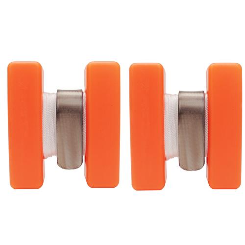 Eagle Claw 11030-001 Marker Buoy 75/' 6 oz Fluorescent Orange Fishing