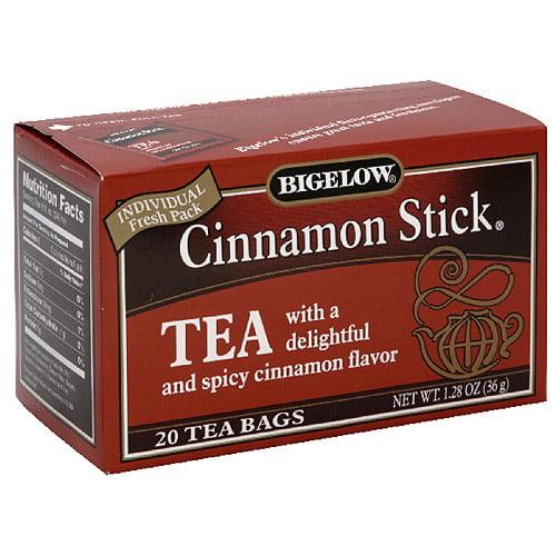 Bigelow Cinnamon Stick Tea, 20ct (Pack of 6) by Generic