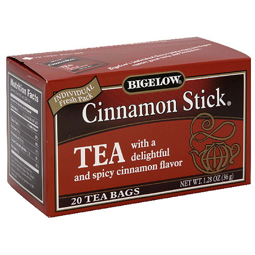 Bigelow Cinnamon Stick Tea, 20ct (Pack of 6)