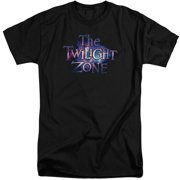 Twilight Zone Twilight Galaxy Mens Big and Tall Shirt
