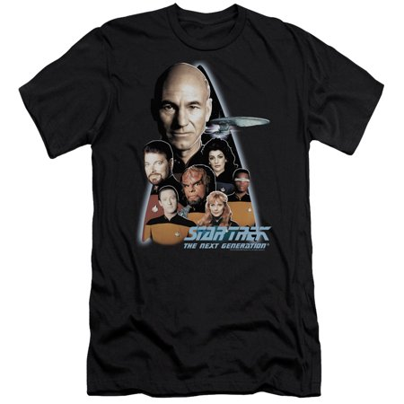Star Trek The Next Generation   S S Adult 30 1   Black     Cbs161